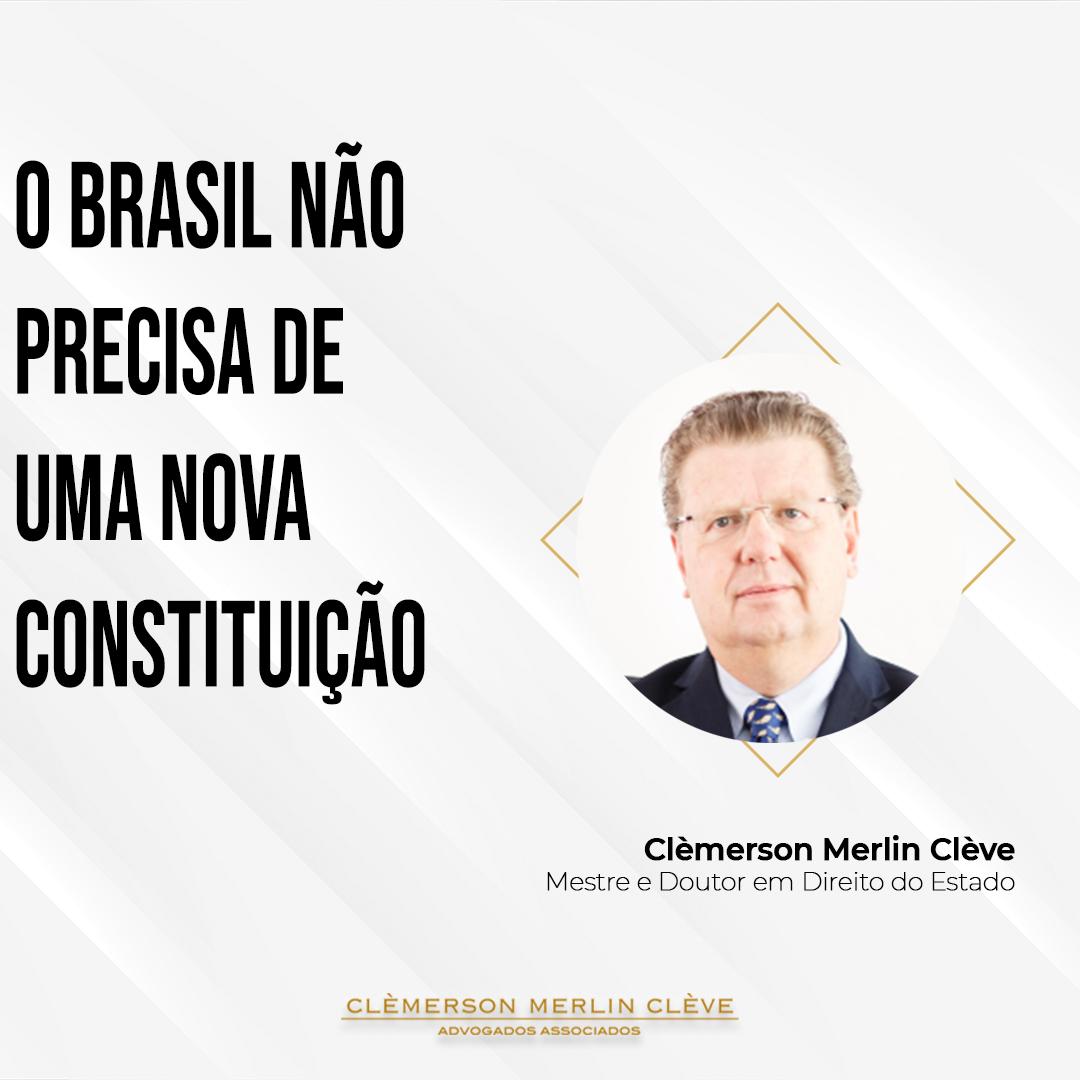 nova constituição